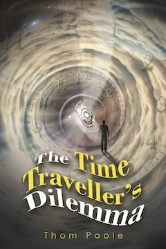 Cover of the new Time Traveller's Dilemma